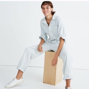 Madewell x As Ever Coveralls